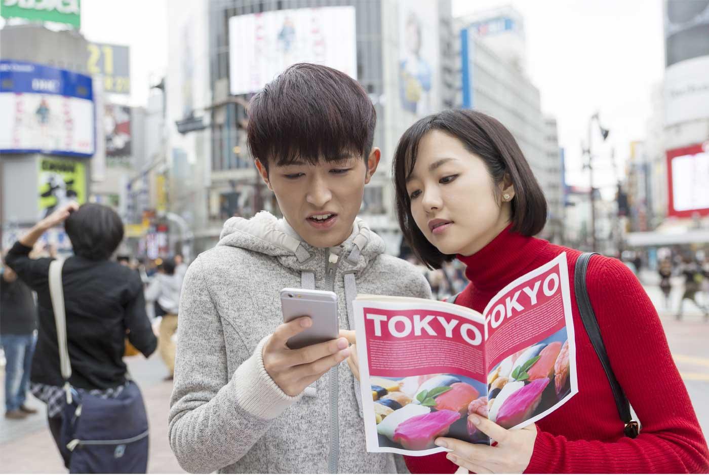 Photo of 訪日外国人の個人レベルのニーズを知るために弊社がモニターしている英語圏の巨大サイト