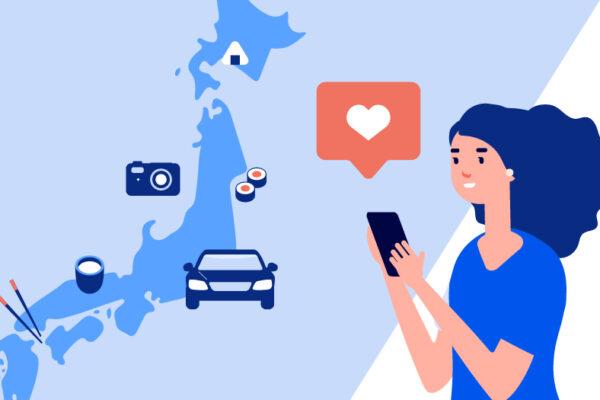 日本製品にLikeする海外のユーザー